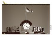 Coors Field - Colorado Rockies 16 Carry-all Pouch