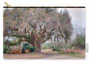 Coosaw Cross Roads With Live Oak Carry-all Pouch