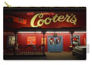 Cooters At Christmas Carry-all Pouch by Dan Sproul