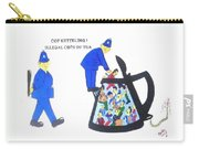Cop-ketteling Crowd Controll Carry-all Pouch