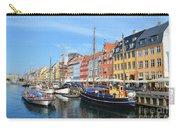 Copenhagen Denmark Nyhavn District Carry-all Pouch