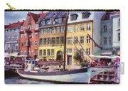 Copenhagen Carry-all Pouch by Jeff Kolker
