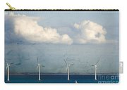 Copenhagen Wind Turbines Carry-all Pouch