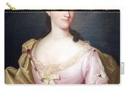 Copley's Jane Browne -- Mrs. Samuel Livermore Carry-all Pouch