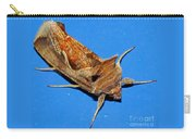Copper Crest Shield Moth Carry-all Pouch