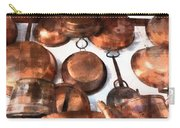 Copper - Featured In Inanimate Objects Group Carry-all Pouch