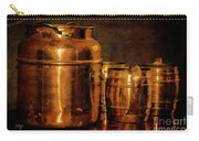 Copper Carry-all Pouch by Lois Bryan