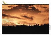 Copper Sunset Carry-all Pouch