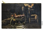 Copper Teapot Carry-all Pouch by Debra and Dave Vanderlaan
