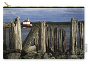 Coquille Lighthouse Oregon 3 Carry-all Pouch