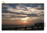 Coquina Sunset Carry-all Pouch