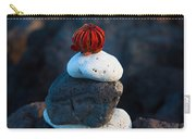 Coral Dandy Carry-all Pouch
