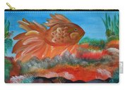 Coral Land Goldfish Carry-all Pouch