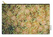 Coral Polyps Carry-all Pouch