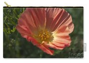 Coral Poppy 1 Carry-all Pouch