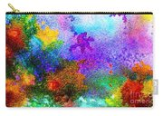 Coral Reef Impression 6 Carry-all Pouch