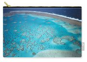 Coral Reef Capricornia Cays Np Carry-all Pouch