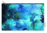 Coral Reef Impression 12 Carry-all Pouch