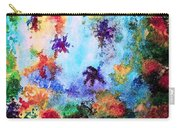 Coral Reef Impression 16 Carry-all Pouch