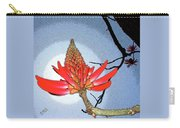 Coral Tree Carry-all Pouch by Ben and Raisa Gertsberg