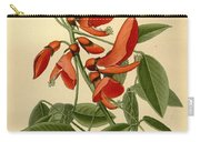 Coral Tree Carry-all Pouch