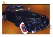 Cord Phaeton 1936 Carry-all Pouch