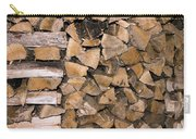 Cord Wood Carry-all Pouch