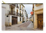 Cordoba Old Town Houses Carry-all Pouch