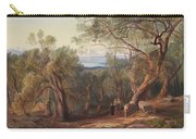 Corfu From Santa Decca Carry-all Pouch