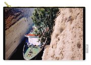 Corinth Canal Poster Carry-all Pouch