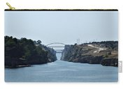 Corinth Canal Carry-all Pouch