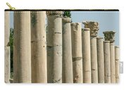 Corinthian Columns In Turkey Carry-all Pouch