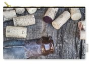 Corks With Bottle Carry-all Pouch