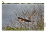 Cormorant On Wings Carry-all Pouch