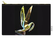 Cormorant Ornament Carry-all Pouch by Jean Noren