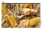 Corn Shock - Sign Of Autumn Carry-all Pouch