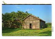 Corncrib In Afternoon Light Carry-all Pouch