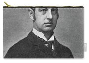 Cornelius Vanderbilt II (1843-1899) Carry-all Pouch