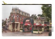 Corner Cafe Main Street Disneyland 02 Carry-all Pouch