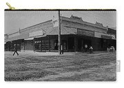 Corner Of Stone And W. Congress Street 180 Degrees Panorama Tucson Arizona C.1905 Carry-all Pouch