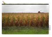 Cornfield And Farmhouse Carry-all Pouch