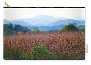 Cornfield In The Mountains Carry-all Pouch
