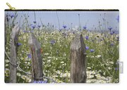 Cornflower Meadow Carry-all Pouch
