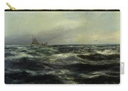 Cornish Sea And Working Boat Carry-all Pouch