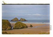 Cornish Seascape Holywell Bay Carry-all Pouch
