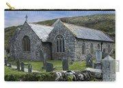 Cornish Seascape St Winwaloe Church Carry-all Pouch