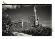 Cornish Tin Mine. Carry-all Pouch