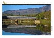 Cornish Windsor Covered Bridge Carry-all Pouch by Edward Fielding