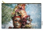 Cornucopia Carry-all Pouch by Barbara Orenya