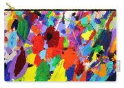 Cornucopia Of Colour I Carry-all Pouch by John  Nolan